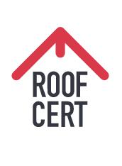 RoofCERT logo
