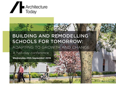 Architecture Today Education Seminar – Summary of Highlights #ATEducation