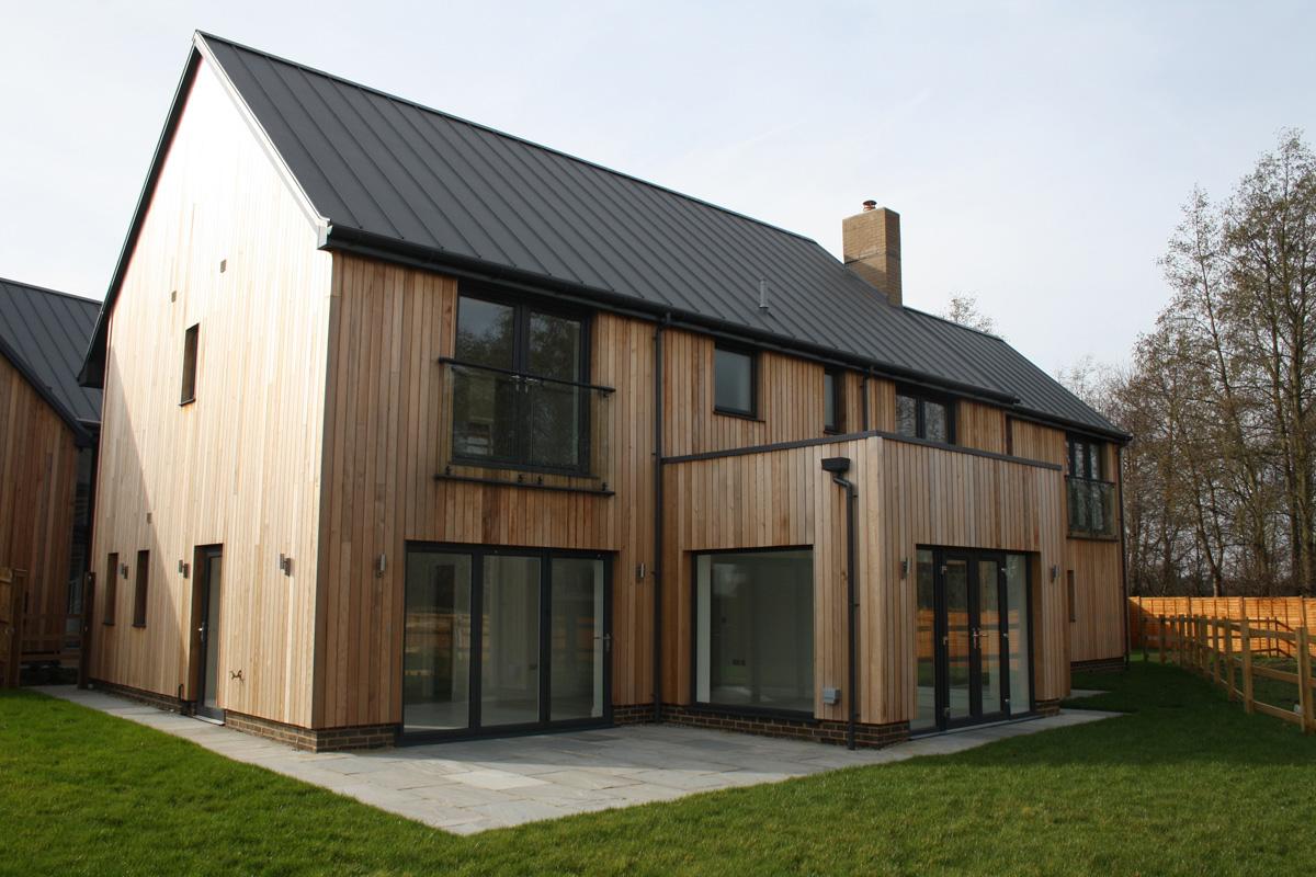 Residential Single Ply - West Motney Way, Rainham, Kent