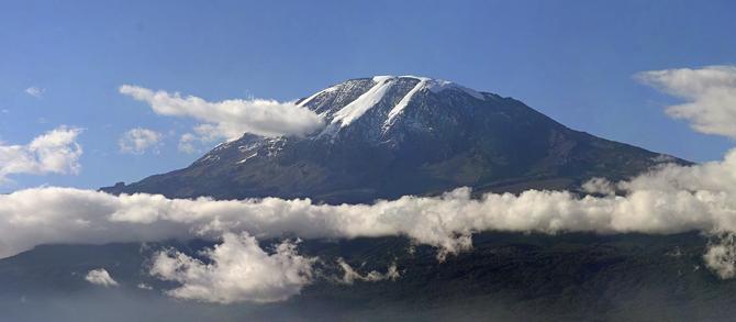 Uhuru Peak, Mt Kilimanjaro (5895m) – Wikipedia