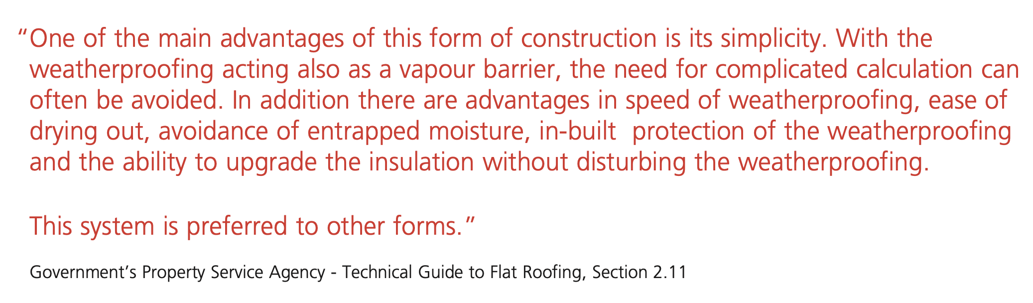 Benefits of Hot Melt Roofing