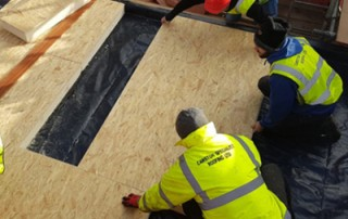 LIQUIROOF for Liquid Flat Roof Systems