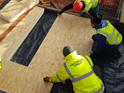 Liquid Flat Roof Systems – Get the Insulation Right