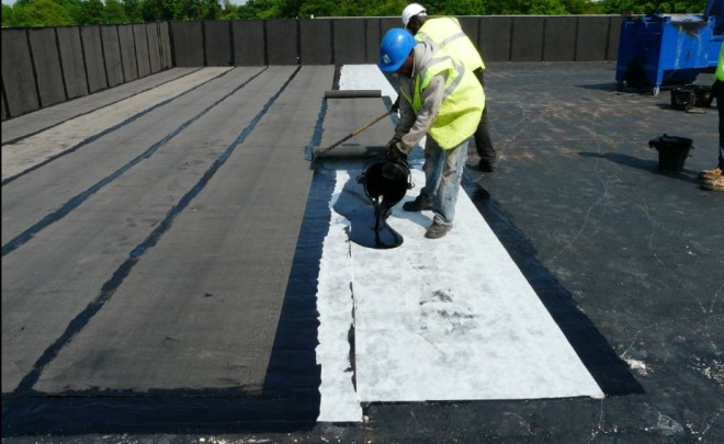 When to use a Hot Melt Roofing System