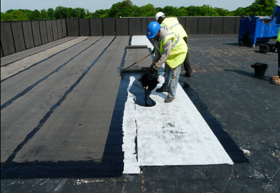 Sig Design Technology When To Use A Hot Melt Roofing System