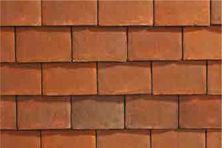 SIGnature Clay Tile Cartham Red