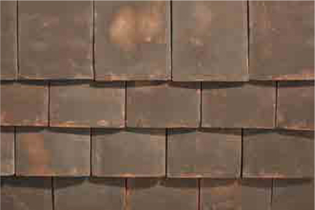 SIGnature Clay Tile Hanley Weathered