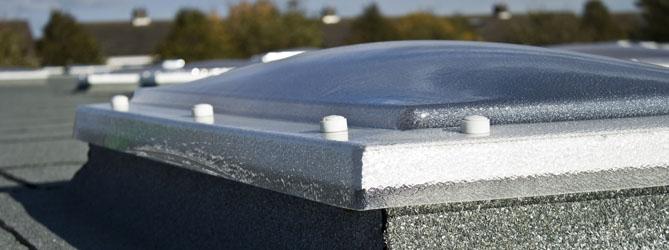 SIGnature Rooflights website image