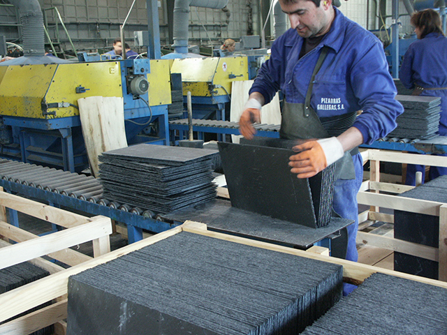 Natural Slate Roofing Selection