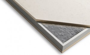 Vacuum Insulated Panel with Protection