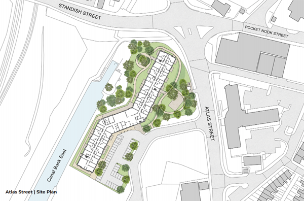 Foundry Wharf DT Website Case Study Site Plan v3