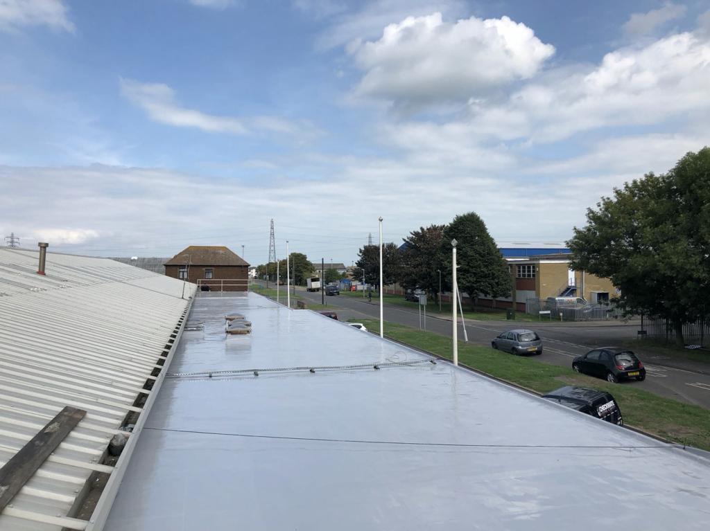 Liquid Roofing Refurbishment
