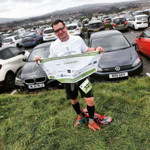 Ian Dryden Everest Challenge - Hardmoor 15