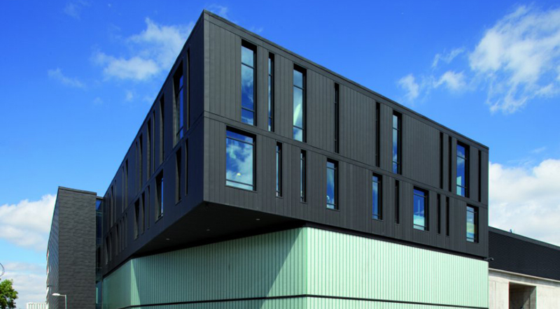 VM Zinc at Stockport College