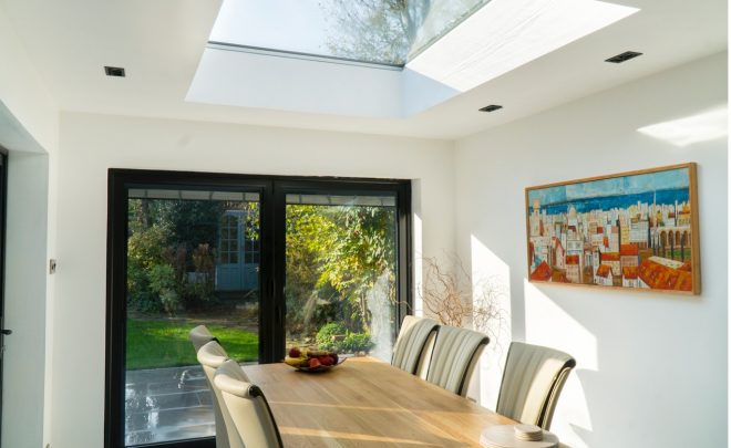 Modular Rooflights for Flat Roofs: How to Specify